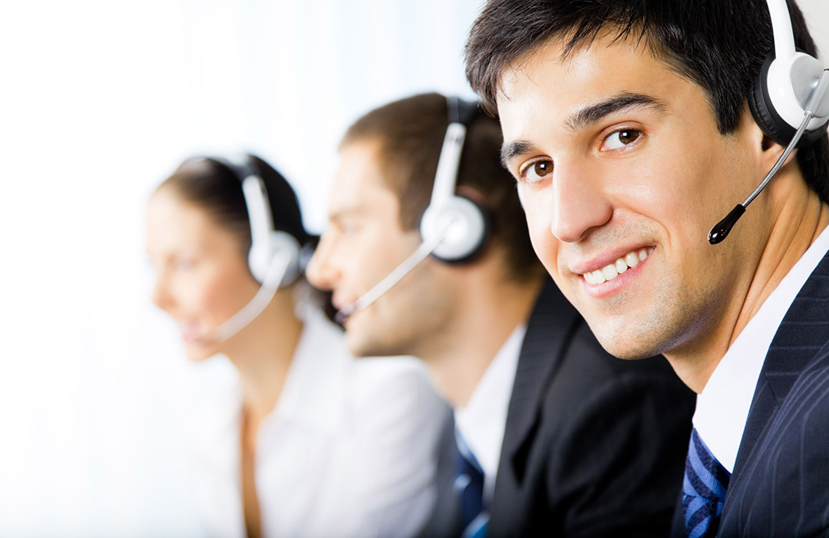 business call centers
